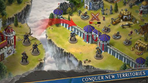 CITADELS ud83cudff0  Medieval War Strategy with PVP screenshots 3