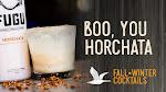 Boo, You Horchata