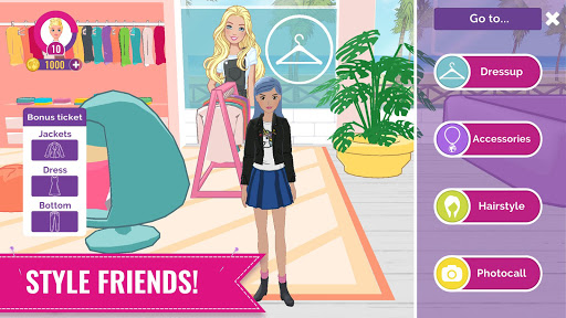 Barbie Fashion Funu2122 1.0.4 screenshots 10