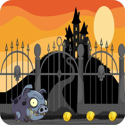 Zombie Pig To Subway World