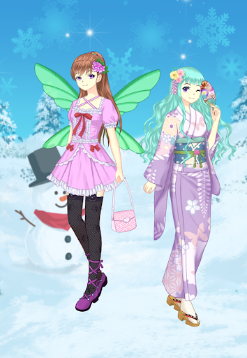 Code Triche Anime Boutique: Doll Maker APK MOD screenshots 1