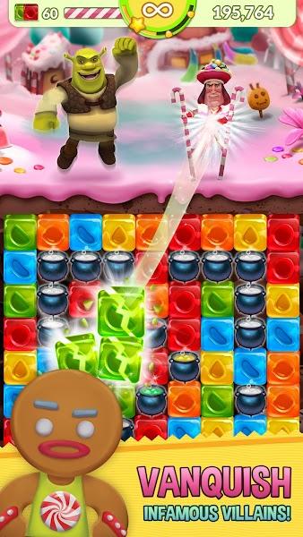 Shrek Sugar Fever v1.4.2 [Mod]