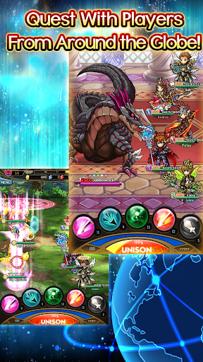 Unison League - screenshot