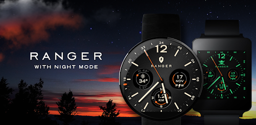Ranger Military Watch Face - Apps on Google Play