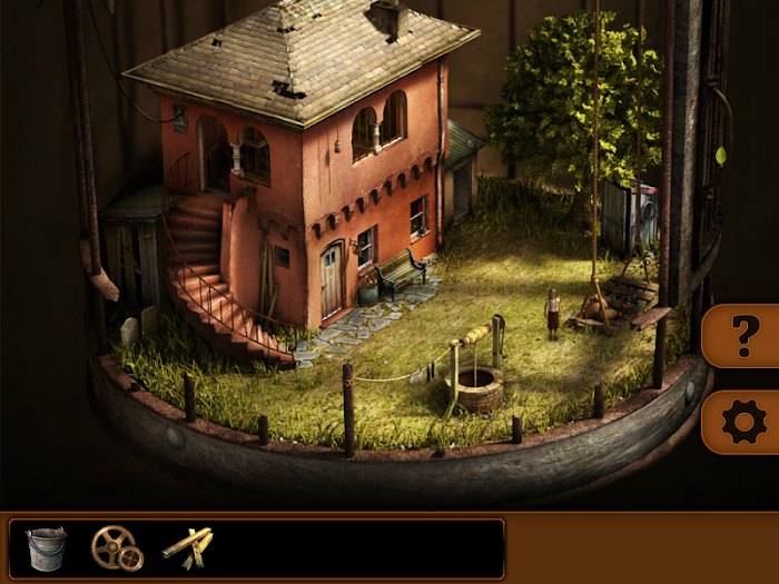 Dreamcage HD- screenshot