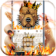 Pitbull King Fire Keyboard Theme Download on Windows