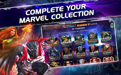 MARVEL Contest of Champions  screenshots 3