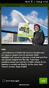 Dublin Travel Guide (City Map) screenshot 0