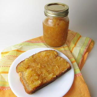 Easy Pineapple Jam