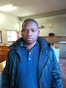 Nwabisa Goci and Tshepo Daniel Sehlapelo, inset, who was identified as  Nkosinathi Emmanuel Masango in court.
