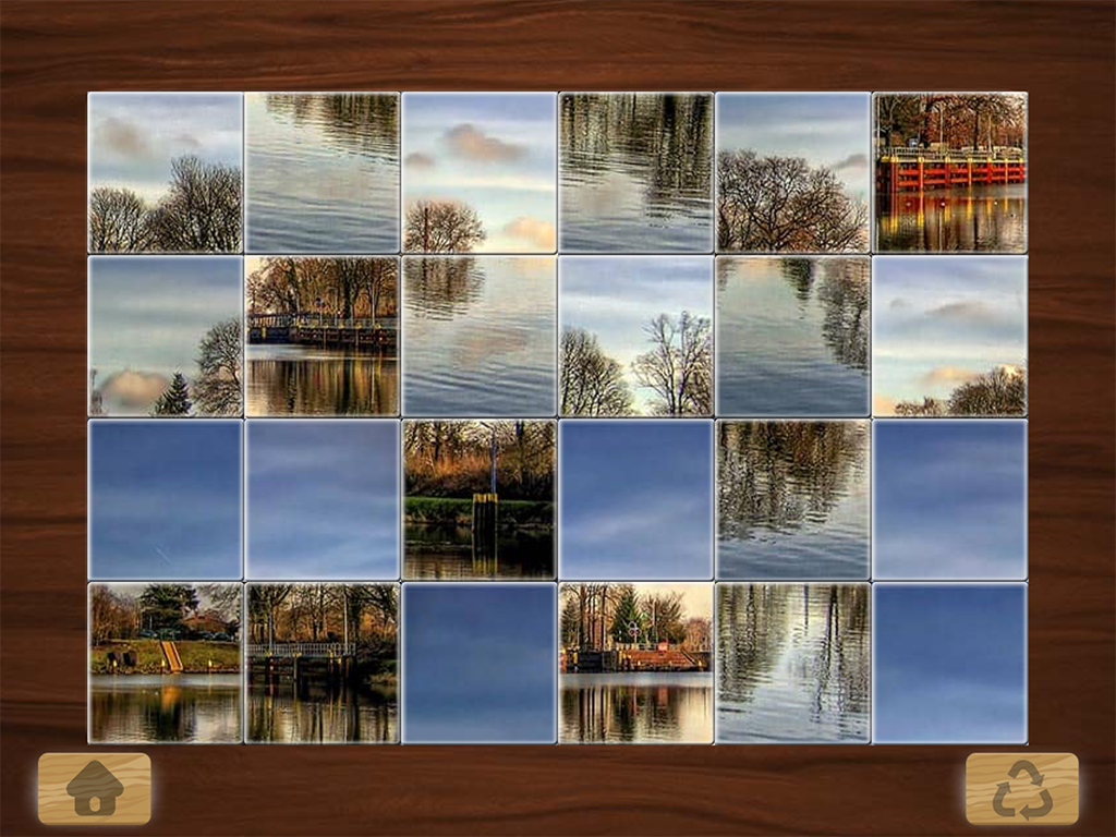 Photo Puzzles- screenshot