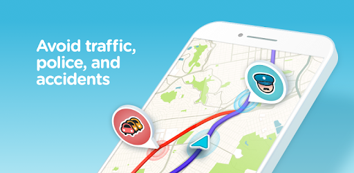Waze - GPS, Maps, Traffic Alerts & Live Navigation – Apps on