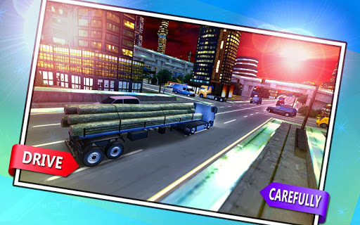 Euro Truck Simulator 3D - Heavy Truck Driving 17 1.8 screenshots 1