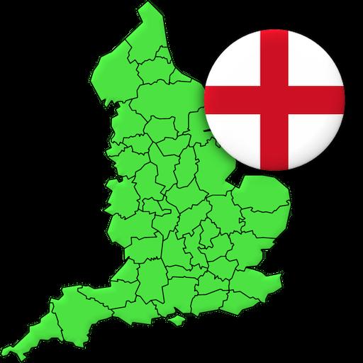 Counties of England Quiz