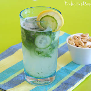 Refreshing Water Drinks Recipes.