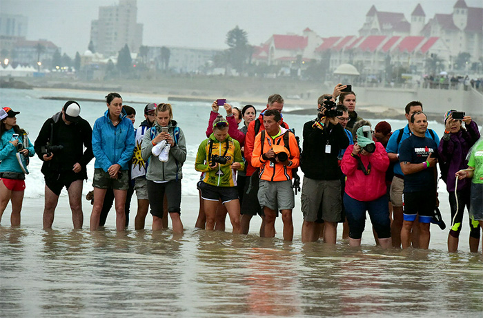 2 September 2018 - The Isuzu Ironman 70.3 World Championship in Nelson Mandela Bay