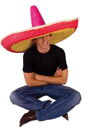 Jätte sombrero, 1 m