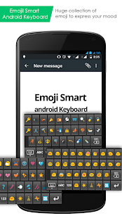Emoji Smart Android Keyboard APK for iPhone