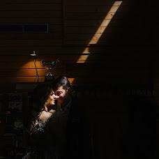 Fotografo di matrimoni Slava Semenov (ctapocta). Foto del 30.09.2018
