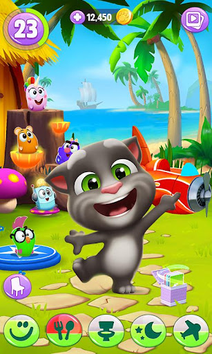 Mon Talking Tom 2  screenshots 6