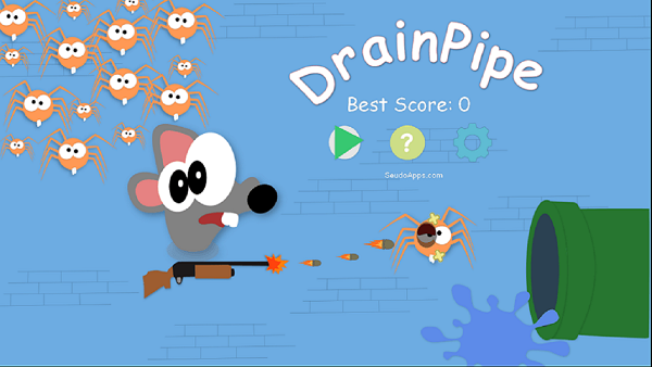DRAINPIPE- screenshot