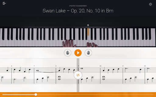 flowkey: Learn piano 2.6.2 Apk for Android 13