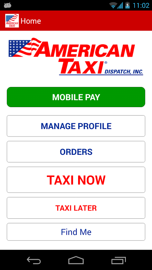American Taxi Dispatch- screenshot