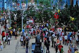 Shopping centers in Sentosa Island