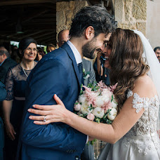Bröllopsfotograf Yorgos Fasoulis (yorgosfasoulis). Foto av 05.10.2018
