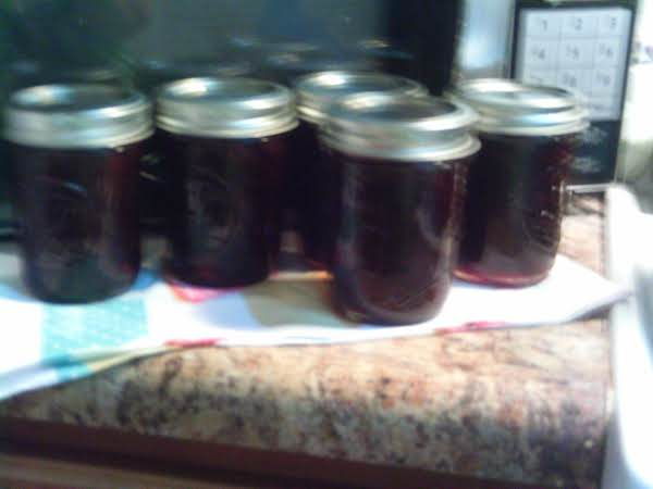 Grace123's Blueberry Jam-easy Recipe