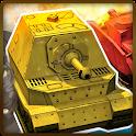 Tank hunter 3D icon