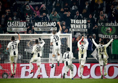 Serie A : la Juventus continue son chemin vers le titre