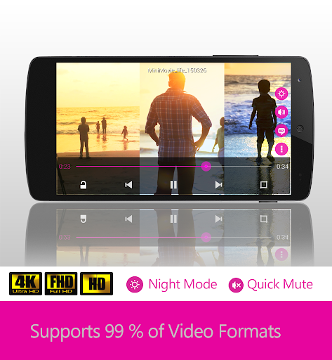 Video Player for PC