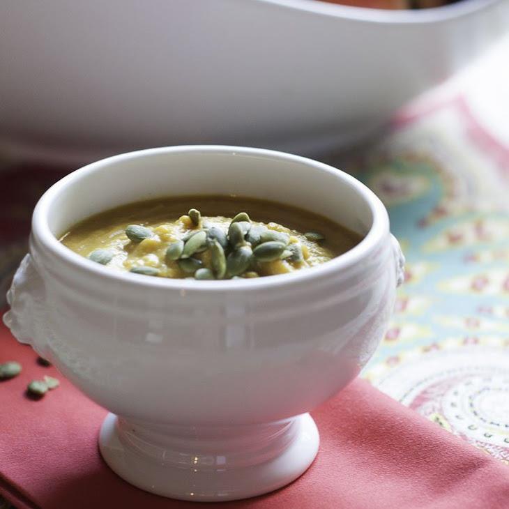 Panera Bread Autumn Squash Soup Recipe