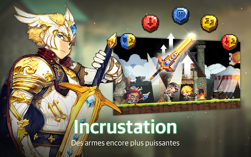 Télécharger Gratuit Crusaders Quest  APK MOD (Astuce) screenshots 2