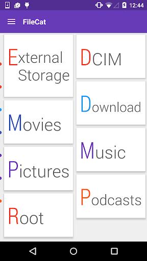 FileCat - File Browser