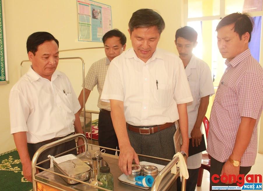 Công tác y tế dự phòng được tuyến y tế cơ sở trên địa bàn tỉnh chủ động thực hiện hiệu quả