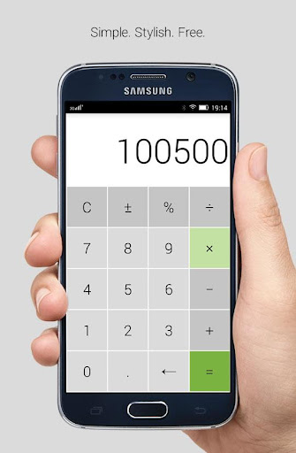 Calculator Simple Free