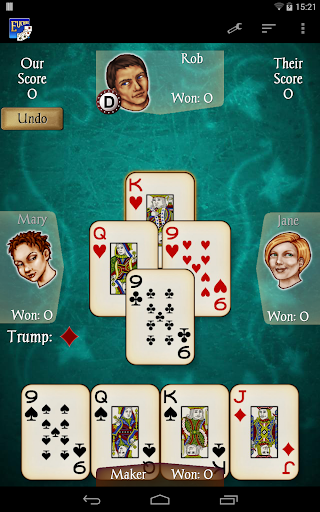 Euchre Free screenshot 18
