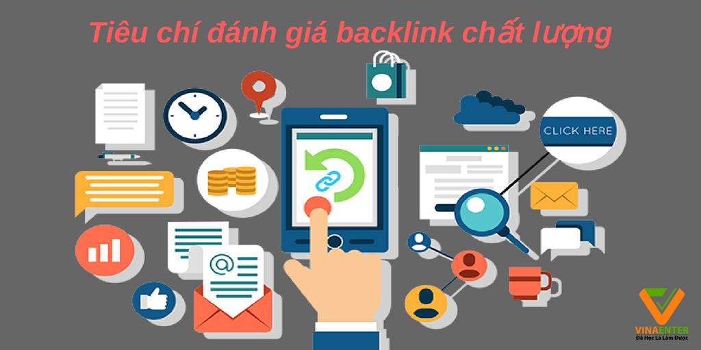 tiêu chí đánh giá backlink