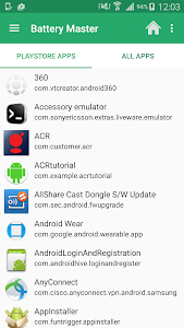 Application Master screenshot 2