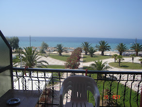 Photo: Από το μπαλκόνι του διαμερίσματος Νο 10-View from balcony of apartment No 10