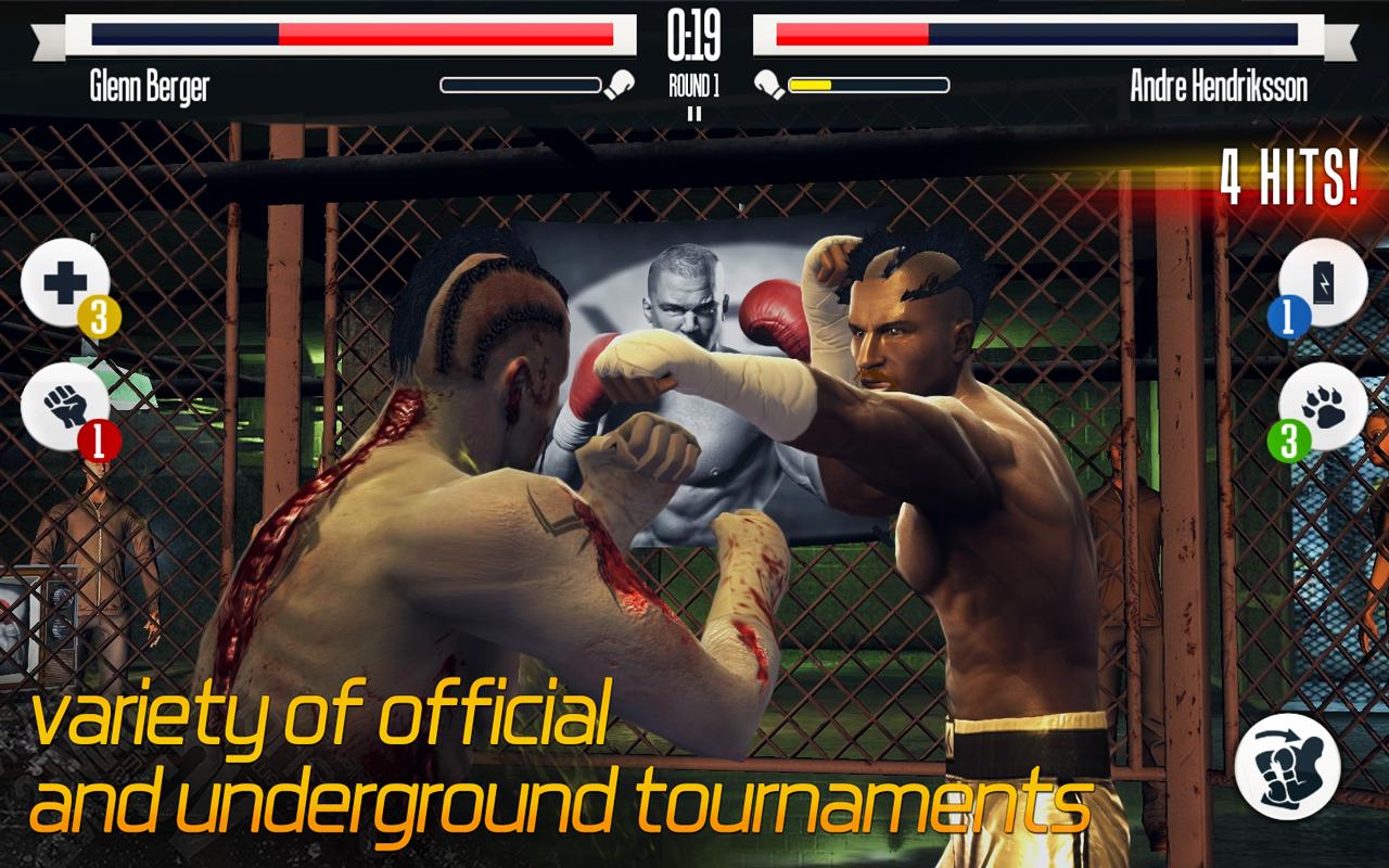 Real Boxing screenshot #4