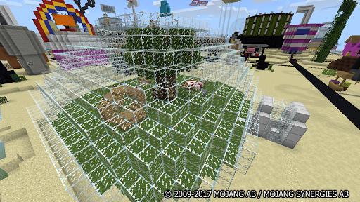 The Bikini Bob City Map for MCPE for PC