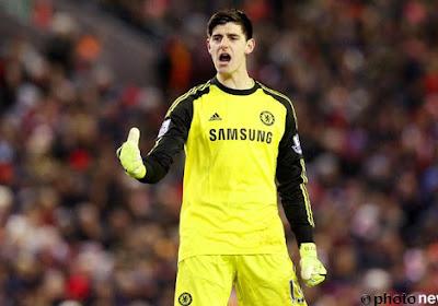 """Rodgers: """"Chelsea en finale grâce à Courtois"""""""