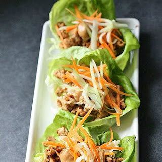 Vegetable Wrap Peanut Sauce Recipes