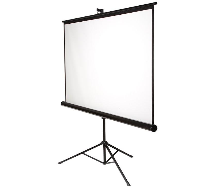 100 pulgadas pantalla telon de proyeccion de 100 pulgadas for Pantalla para proyector