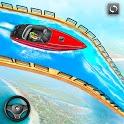 Extreme Boat Stunt Races icon
