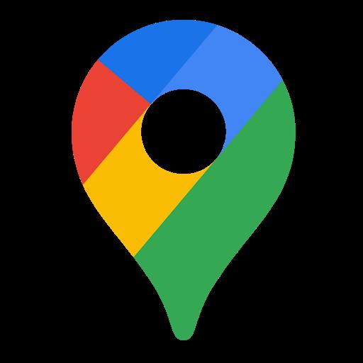 Google マップのロゴ
