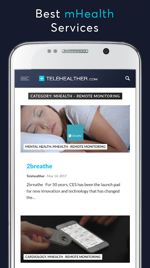 Telehealther- screenshot